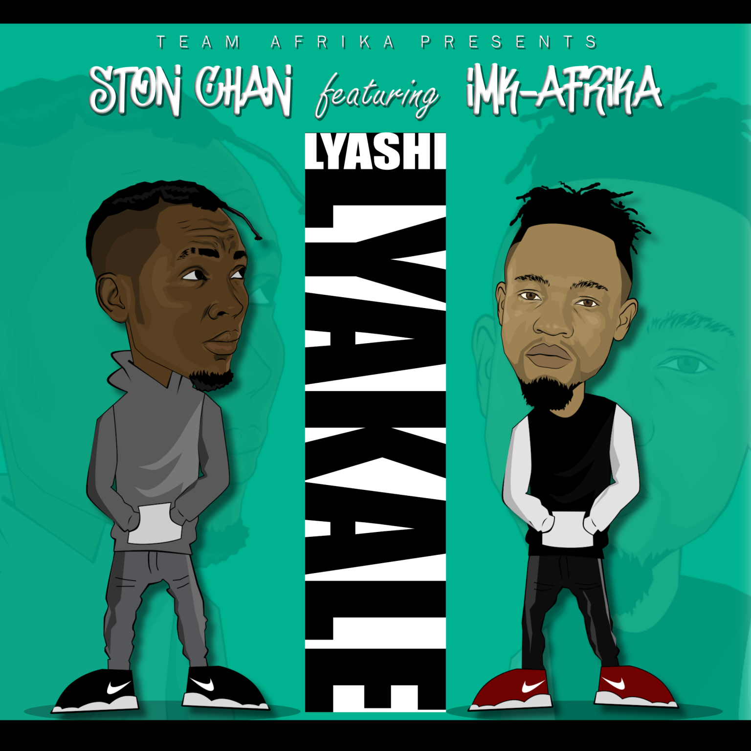 Photo of Ston Chan ft. Imk Afrika – Lyashi Lyakale