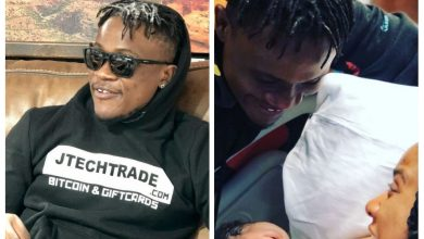 Photo of Dotman Acquired A New Mercedes Benz A Day After He Welcome New Born Baby