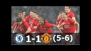 Photo of Highlight : Man United 1 Vs 1 Chelsea UCL Final 2008