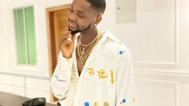 Photo of Talented Singer Kizz Daniel Welcome New Born Twins On His Birthday