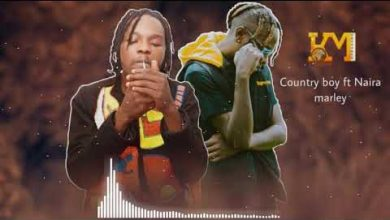 Photo of Country Boy ft. Naira Marley – With Me