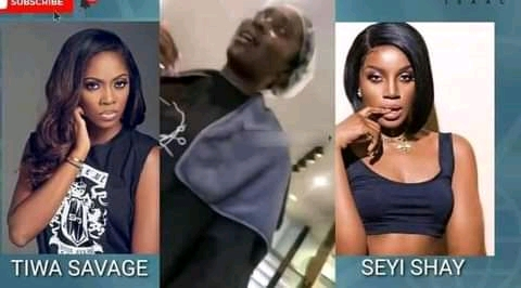 Photo of See How Tiwa Savage And Seyi Shay Fight Dirty Inside Salon ( Watch Video )