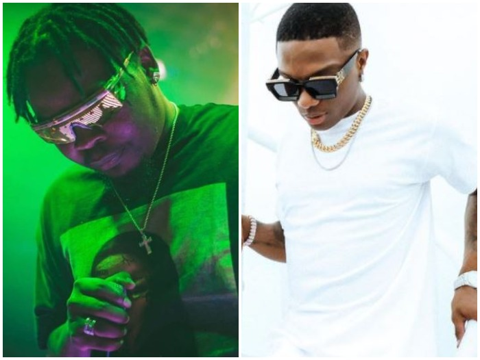 Photo of What Do You Think Of A Wizkid And Olamide Joint Album Banger Or Not ( Kindly Check )