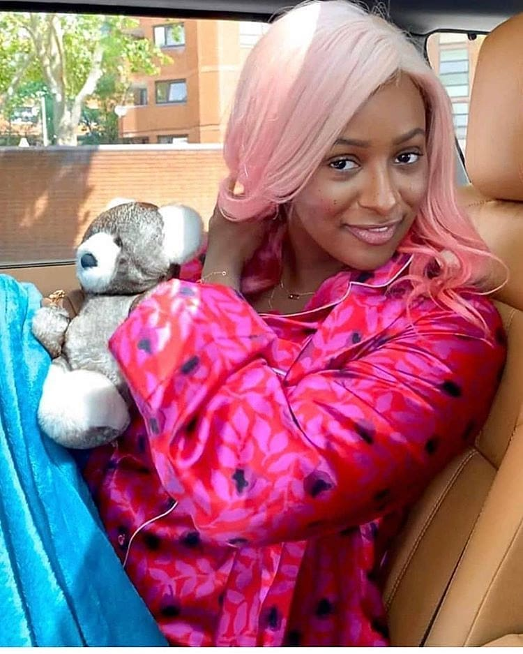 """Photo of """"My Dogs Live A Better Life Than Me """" Says DJ Cuppy ( Check The Dogs Below)"""