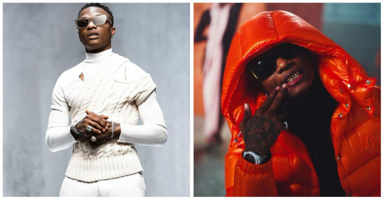 Photo of Wizkid Under Fire For Promoting MIL Series Amid Protest Despite Calling Reekado Banks Animals Once