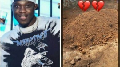 """Photo of So Sad!! Davido's Aide's """" Habeeb Obama Dmw """" Finally Buried At Epe ( Check Video )"""