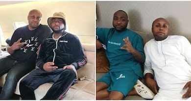 """Photo of Help Me To Beg My Oga """"Davido"""" Not To Sack Me ( Isreal Dmw Cries Out )"""