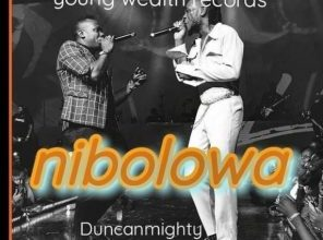 Photo of Duncan Might ft. Burnaboy – Nibolowa